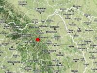 Cutremur de 4.5 grade, langa Gura Homorului