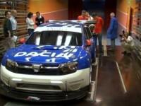 Cel mai cel Duster. Locul 3 la una din cele mai tari curse din SUA: raliul de viteza
