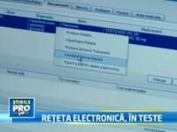 Testarea sistemului retetelor electronice a inceput oficial. Ce erori ii sperie pe medici