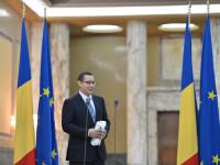 Ponta: Referendumul se va desfasura pe parcursul unei singure zile, nu mai este timp de modificari