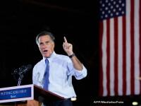 Alegeri SUA. Mitt Romney il depaseste pe Barack Obama la donatiile electorale colectate in luna mai