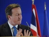 David Cameron anunta ca detine proba utilizarii de gaze chimice in Siria