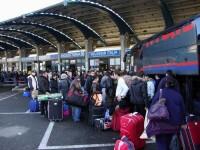 Frumosul vis italian s-a spulberat. Reportaj cu primii imigranti care pleaca acasa din cauza crizei