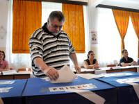 REZULTATE ALEGERI LOCALE 2012 Moldova. USL a zdrobit PDL in Iasi, Bacau, Botosani si Vaslui