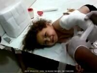 Raport ONU: Copiii din Siria, pusi pe tancuri si folositi ca scuturi umane in razboi