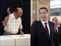 Ponta: Nu-mi convine si nu sunt de acord in continuare, dar Basescu va merge la CE din februarie