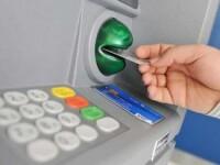 Surpriza de proportii pentru un barbat care a vrut sa scoata bani de la bancomat. FOTO
