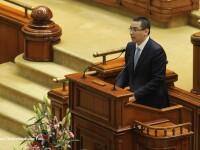 Ponta: Parlamentarii PSD nu vor invoca maine cvorumul la Parlament, pentru citirea deciziei CC