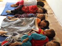 Raport ONU alarmant: milioane de copii sufera de foame in Coreea de Nord. Statul are alte prioritati