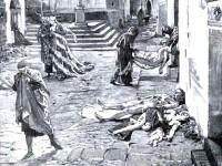 Moartea Neagra, boala care a ucis 25 de milioane de oameni acum 700 de ani, face o noua victima