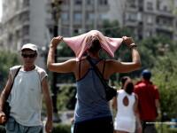 August aduce temperaturi sahariene si radiatii puternice. EFECTUL soarelui asupra corpului nostru