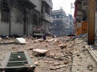 Turcia si-a trimis rachetele antiaeriene langa granita cu Siria, anunta BBC