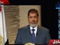 Fostul presedinte al Egiptului, Mohamed Morsi, va fi judecat pentru instigare la crima