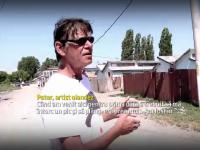Olandezii se vindeca de vicii in Romania reparand casele tiganilor.