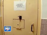 Alertă la penitenciarele Rahova și Jilava. Un deținut este infectat cu coronavirus