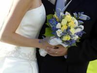 Nunta la care nimeni nu se astepta, nici macar mirii. Povestea care intrece orice scenariu de film