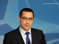 Ponta: Regret modul cum i-am raspuns lui Merkel, dar trebuia sa consulte toate partile implicate