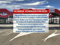 Valurile de imigranti romani, spaima zonei Schengen. Controlul la frontiera ar putea fi reintrodus