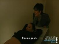 Reactia lui Kim Kardashian cand a vazut sexul bebelusului ei la ecograf