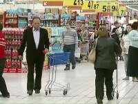 Vanzarile in marile magazine, in crestere cu 9%. Specialistii vorbesc despre stabilizarea consumului