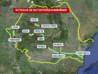 Paradoxul autostrazilor neterminate din Romania: licitatiile dureaza mai mult decat lucrarile