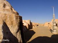 O Galaxie nu foarte indepartata: descoperirea unui fotograf in mijlocul desertului din Tunisia