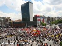 Protestele din Turcia:25 de arestati pentru ca au folosit retele sociale ca sa cheme lumea in strada