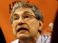 Orhan Pamuk, premiat cu Nobel, sustine protestatarii din Turcia si denunta atitudinea guvernului