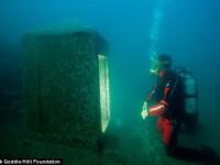 FOTO. Orasul care va iesi de sub ape dupa 1.200 de ani. Toti credeau ca este doar o legenda