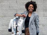 Are 20 de ani, a renuntat la scoala si are un plan pentru revolutionarea industriei vestimentare