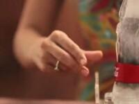 Coca-Cola lanseaza pe piata sticla de gheata. VIDEO