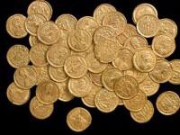 Monede furate din situl arheologic Sarmizegetusa, recuperate de politisti. Cum s-a intamplat