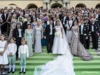 Printesa Madeleine, fiica cea mica a regelui Suediei, s-a casatorit. Cum a decurs ceremonia. VIDEO