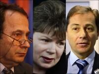 Daniel Morar, Mona Pivniceru si Valer Dorneanu si-au preluat mandatul la Curtea Constitutionala