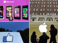 Pentru prima data, Google, Facebook, Apple si Yahoo dezvaluie cate date ale utilizatorilor au