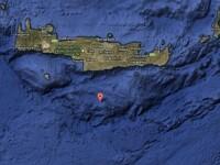 Cutremur cu magnitudinea de 6,2, produs in sudul Greciei