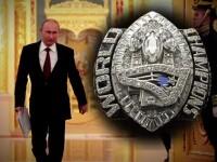 Vladimir Putin, acuzat ca a furat un inel cu diamante de la patronul unei echipe de fotbal american