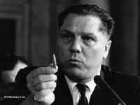 Cadavrul lui Jimmy Hoffa, cautat de FBI, dupa pontul venit de la un fost mafiot. VIDEO