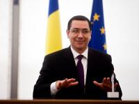 Ponta s-a intalnit cu directorul CIA. Cei doi au discutat despre cooperarea dintre cele doua state