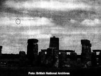 Rapoartele britanice despre OZN-uri, desecretizate. Obiecte Zburatoare Neidentificate la Stonehenge