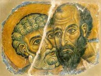 Sfintii Apostoli Petru si Pavel sunt sarbatoriti de Biserica Ortodoxa la 29 iunie. Traditii si obiceiuri pentru aceasta zi