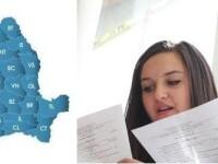 EVALUARE NATIONALA 2013. Harta interactiva cu rezultatele la Evaluare Nationala. 75.91% note peste 5