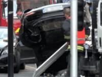 Cursa cu final tragic pe strazile unui orasel din Franta. Un roman, tatal a 3 copii, a fost ucis pe loc. VIDEO