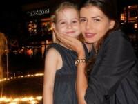 ZIUA COPILULUI: Monica Gabor, mesaj neasteptat pentru fiica ei, Irina
