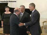 Barack Obama, catre Traian Basescu: