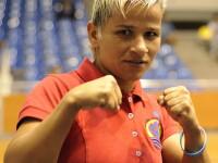 Noua victorie pentru sportul romanesc. Steluta Duta a castigat titlul european la box