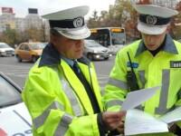 Razie a politistilor printre taximetristii din Alba