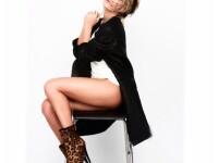 Ana Baniciu, blonda sexy din LaLa Band, adopta o imagine provocatoare in noul ei clip: