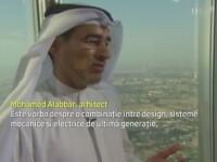 Reportaj CNN cu unul dintre arhitectii Burj Khalifa. Secretele celei mai inalte cladiri din lume