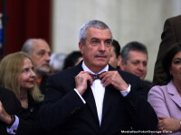 Deputatii Octavian Bot si Virgil Guran au anuntat ca parasesc PNL pentru a i se alatura lui Calin Popescu Tariceanu